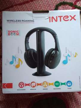 Intex Headphone with mic