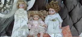 Doll imported three