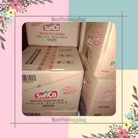 Minyak Goreng Sunco 2 Liter 1 Dus isi 6 Pcs