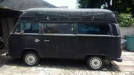 Vw Combi 77 sudah custom untuk usaha