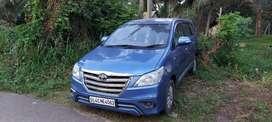 Toyota Innova 2004-2011 2.0 V, 2009, Diesel