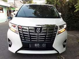 All NEW ALPHARD G 2.5 Bensin matic 2016