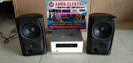 Onkyo CR245 CD sounduck hifi receiver amplifie