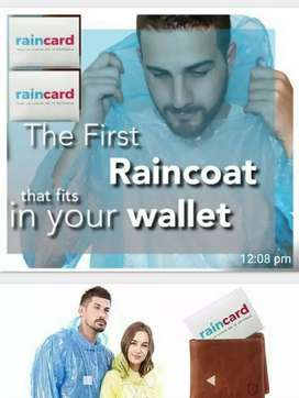 KRK RainCoat Card In Your Wallet Rs 25