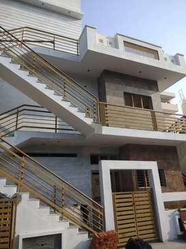 A newly constructed east facing 1 bhk house for rent of Rs 8000