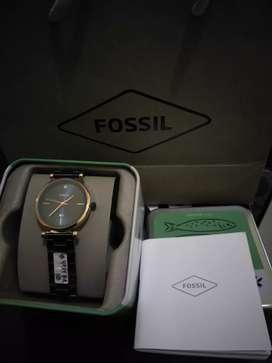 Jual jam tangan wanita#Fossil**elegant,feminin,keren