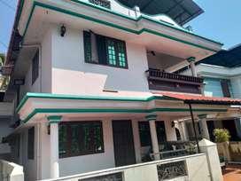 Thrissur, Kuriachira, 2000sq.ft, 4BHK stylish new posh villa