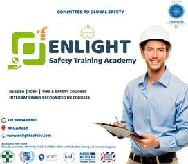 Nebosh-safety officer Job Training(Kerala's Best academy for safety)
