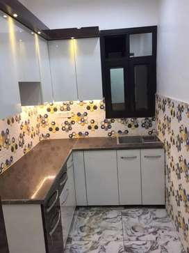 2 bhk flat 2 washroom with car parking with loan facility by bank