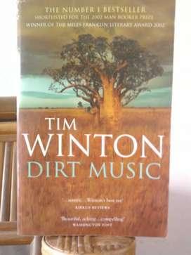 Buku Tim Winton Dirt Music