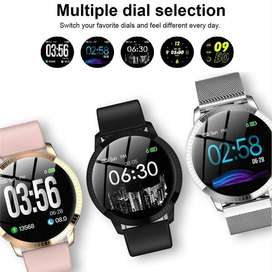 CF18 Women Smart Watch With Blood Pressure Heart Rate Monitor
