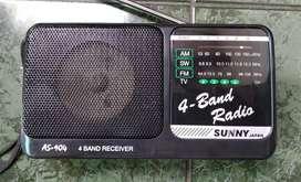 RADIO PORTABLE SUNNY