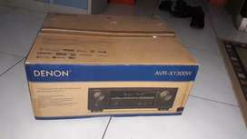 Amplifier DENON AVR-X1300W 7.2 channel
