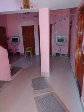1bhk flat in Society , Yadav nagar muzaffarpur with bike parking