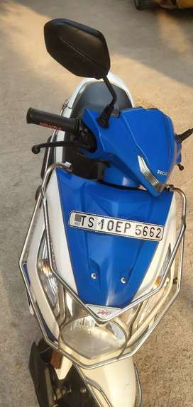 DIO 2018 BLUE COLOUR and all ORIGINAL DOCUMENTS and good condition
