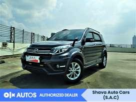 [OLX Autos] Daihatsu Terios 2016 R 1.5 Bensin Hitam #Shava