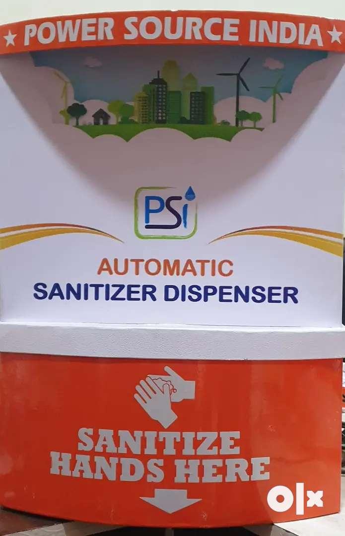Automatic hand sanitize machine 0