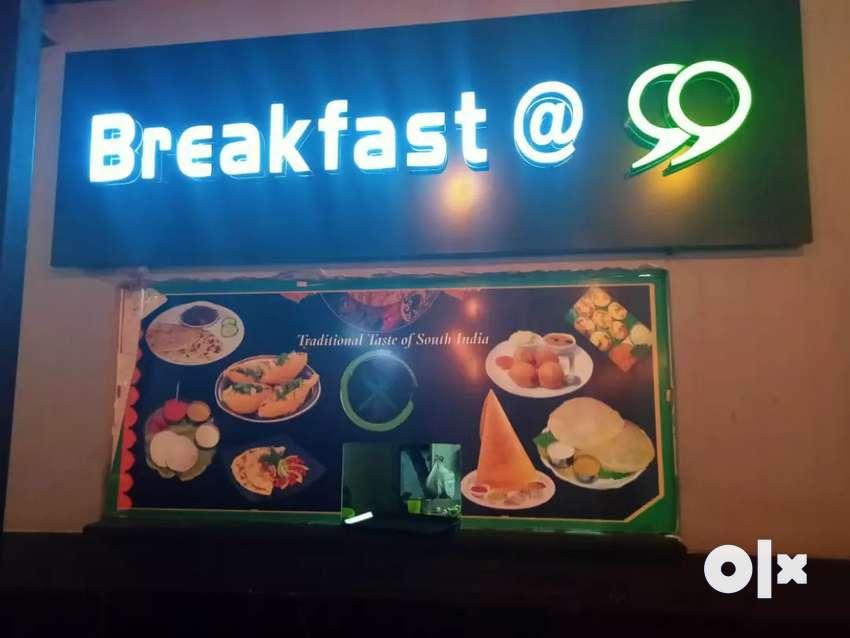 Breackfast@social99 stall for sele 0