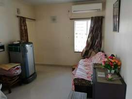 Fully Furnished 2BHK flat at Udayan (only vegetarians)