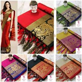 Saree new delivery free to your home