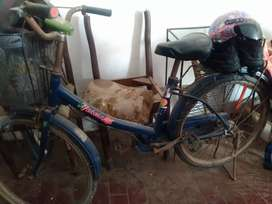 Sepeda yakahaa second