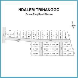 Tanah Dijual Murah di Gamping Sleman Bisa Cicil 12x 0 Bunga