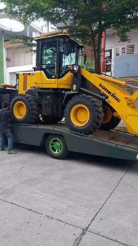 jual wheel loader Sonking yunnei engine murah power 76kw