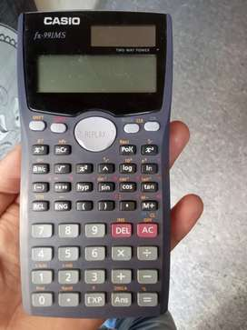Casio fx991MS scientific calculator