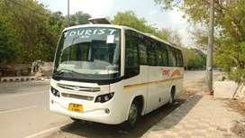 27 Seater 2x2 TATA TC Luxury AC coach