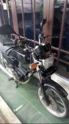 Yamaha Rxking 2002 pajak pulessss
