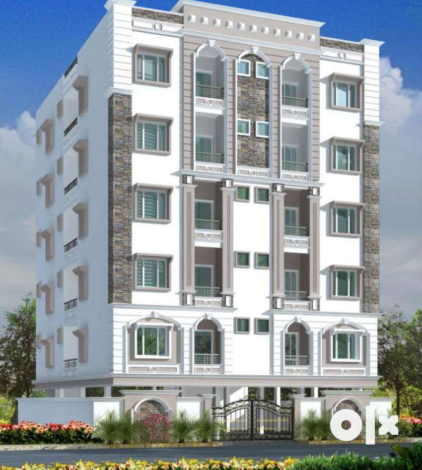 1422 Sft 3BHk Flats are available for sale at Aruna Colony, Tolichowki 0