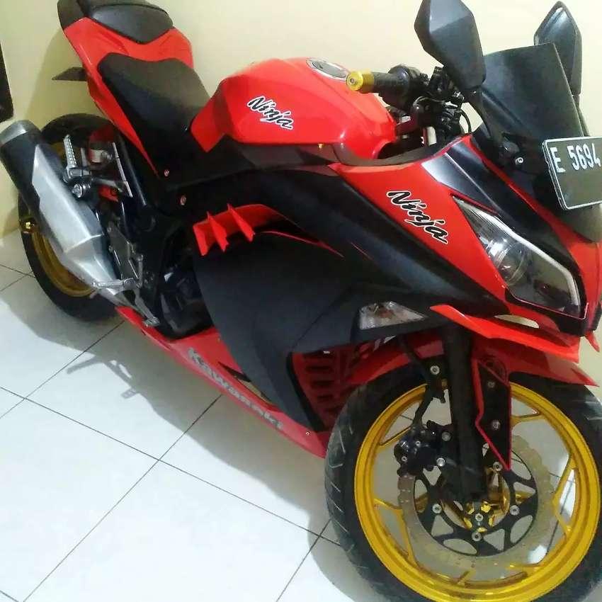 Kawasaki Ninja 250cc Fi 2014 0