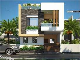 3BHK Modern House for sale