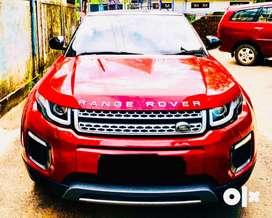 Land Rover Range Evoque Dynamic SD4 (CBU), 2016, Diesel