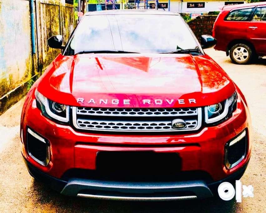Land Rover Range Evoque Dynamic SD4 (CBU), 2016, Diesel 0