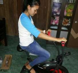 Sepeda statik - Hirosi 0979