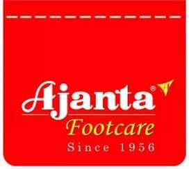 Ajanta shoes company packaging post job
