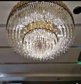 Lampu hias kristal murah dan mewah