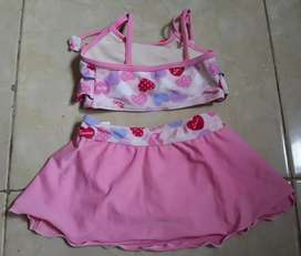 Pakaian renang anak import