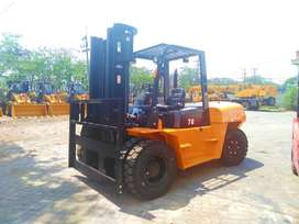 Forklift di Kaur Murah 3-10 ton Kokoh Tahan Lama