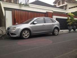 Ford Focus 2008 1.8 A/T