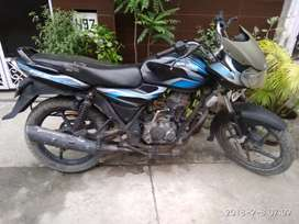 Bajaj Discover motorcycle