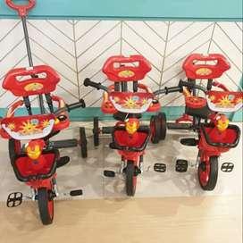Sepeda roda 3 ironman