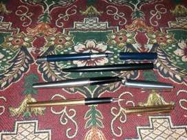 Antique and unique pens
