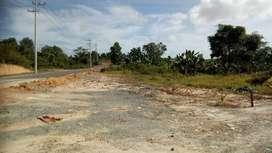 Tanah Kilometer 13, area Industri
