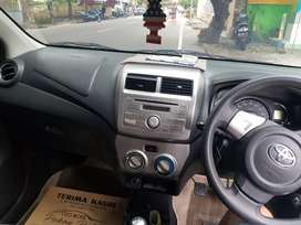 toyota Agya 2015 1.0 G bensin Ambon
