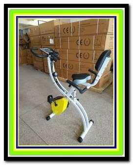 Sepeda statis x bike TL 950 bisa recumbent