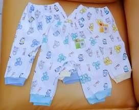 Celana bayi size S - 6 pcs