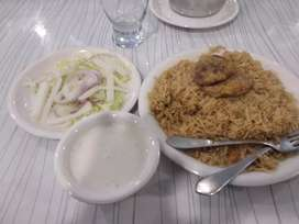Professional cook required for boys hostel