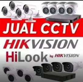 layanan terbaik pasang camera CCTV paket komplit gratis pasang